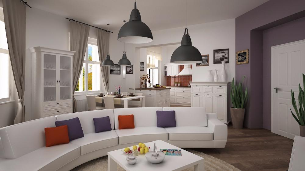 Jsem designérka Zuzana Gajdůšková a navrhnu Vám interiéry a exteriéry