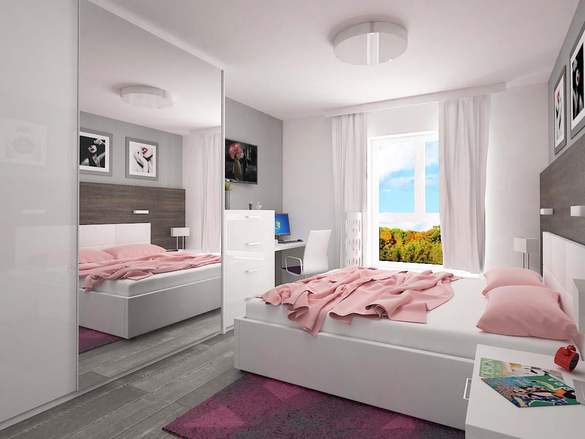 Navrhnu interiér i vaší ložnice. Odpočinek je v dnešním uspěchaném světě velmi důležitý.